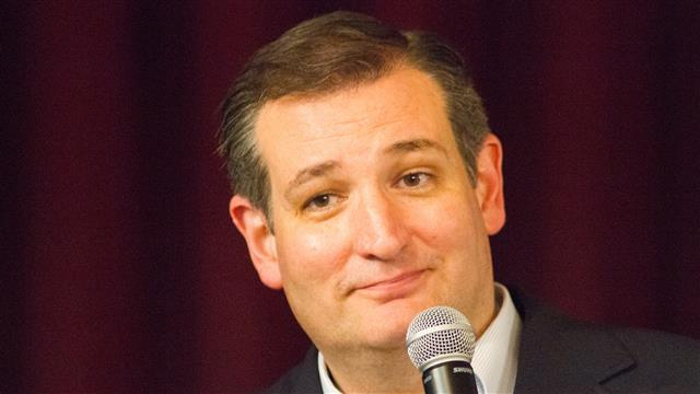 Cruz Lags on Tuesday but Touts 'Two-Man Race'
