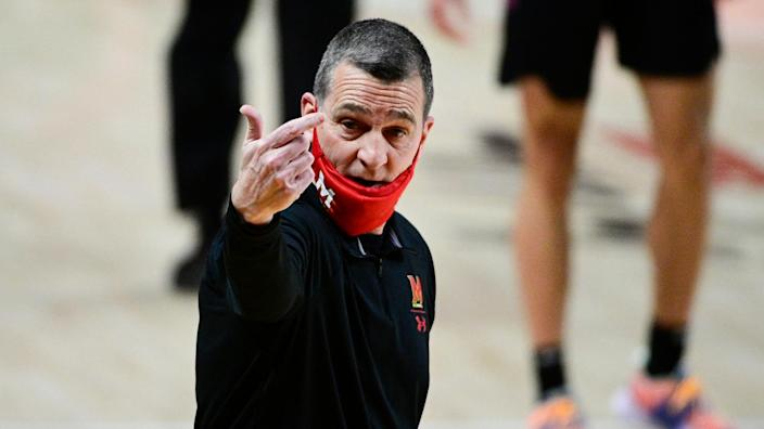 Maryland Terrapins 2021 March madness the road to the