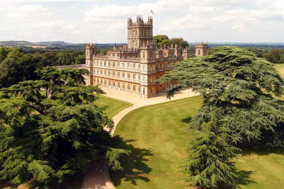 Highclere Castle (PA/Airbnb)