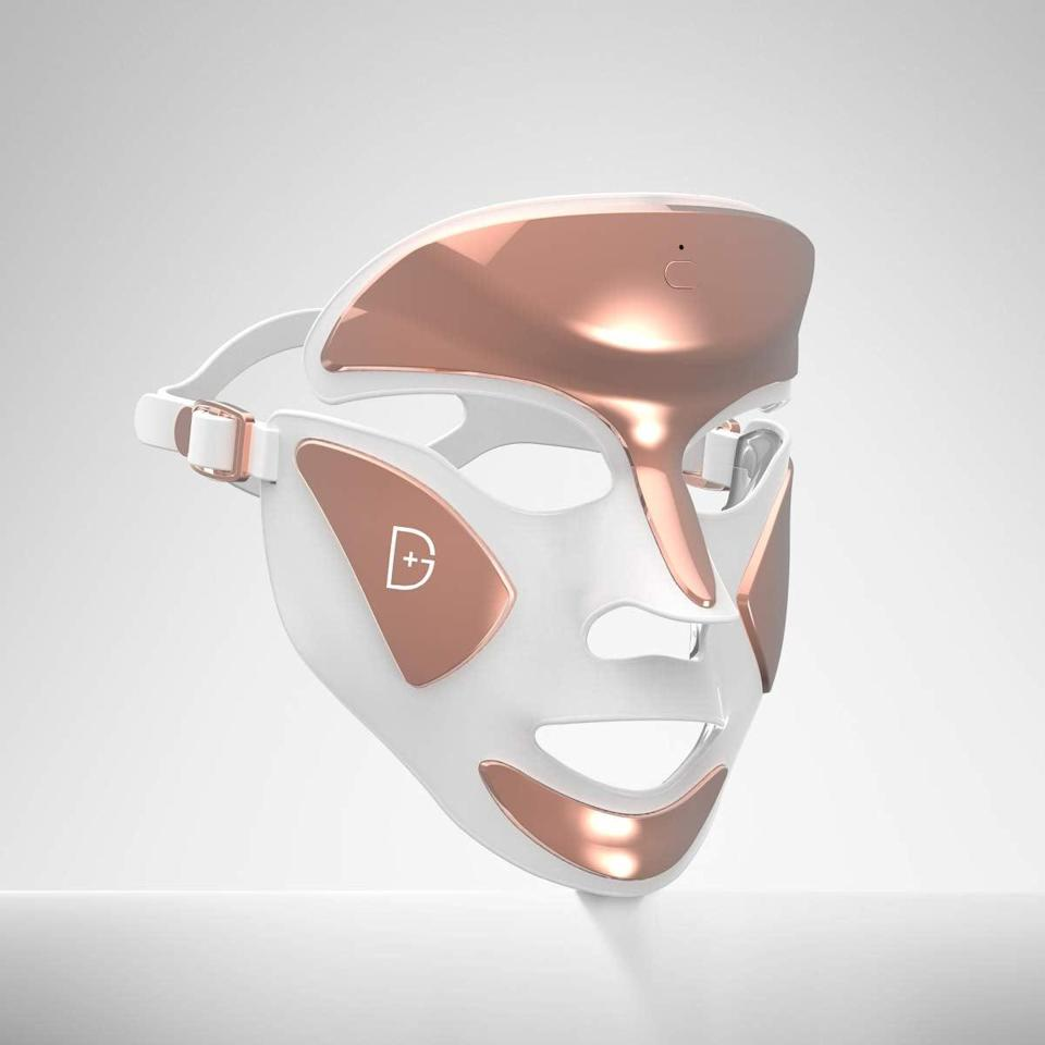 <p>If you want to get a high-quality FDA-cleared LED mask, you can't go wrong with the <span>Dr. Dennis Gross DRx SpectraLite Dpl FaceWare Pro</span> ($435). It has 100 light emitting diodes in red mode and 62 LED lights in blue to tackle fine lines, acne flare-ups while reducing redness and firming the skin.</p>