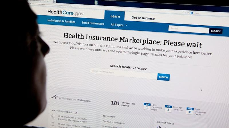 Obamacare Sites Still Swamped but Wait Times Cut