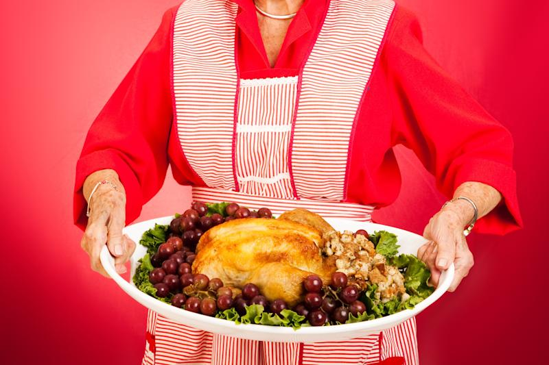 Grandma Keeps Promise to Have Thanksgiving With Teen She Accidentally Invited