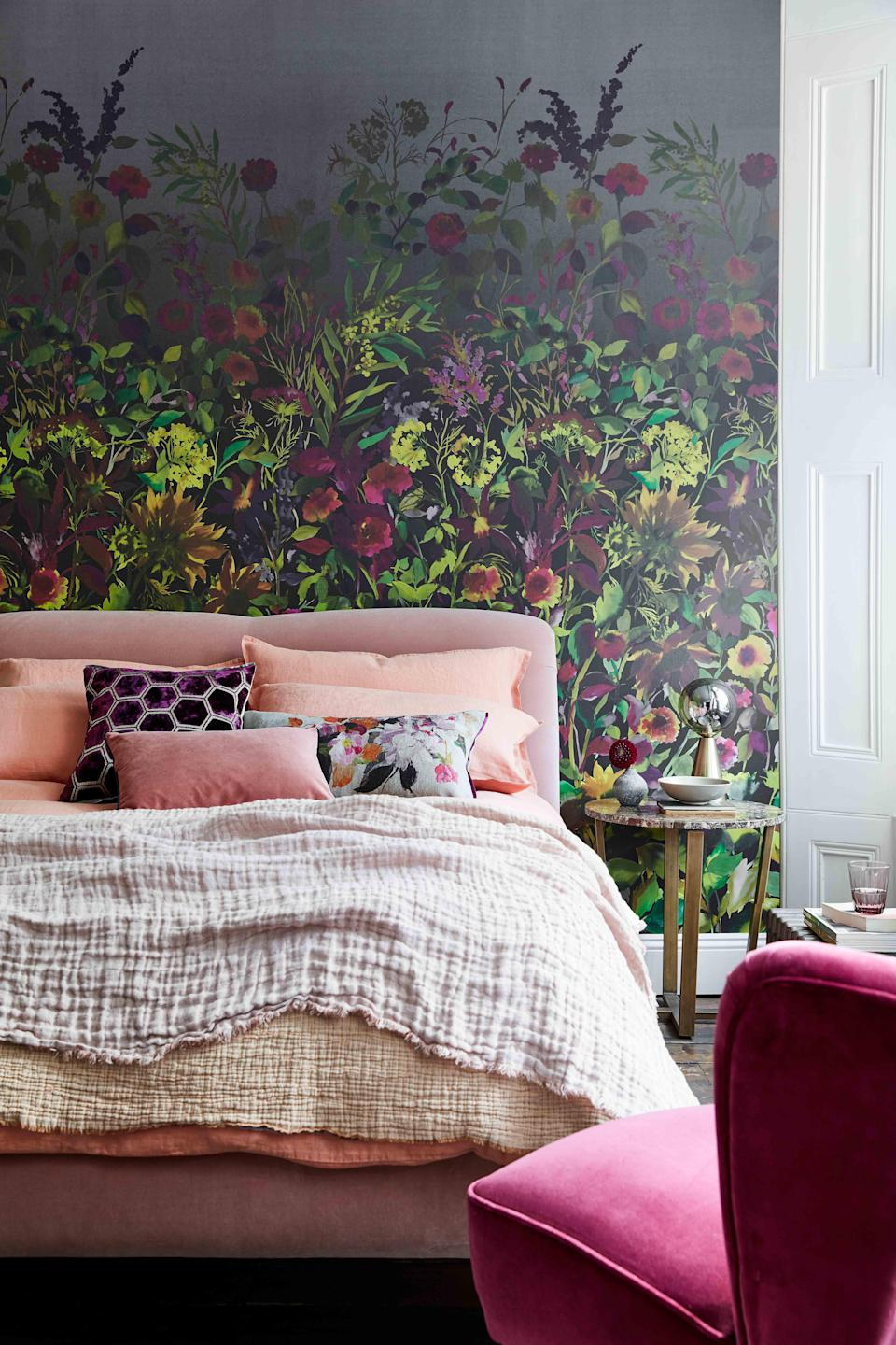 "<p><strong>Do you know the secret to an Instagrammable <a href=""https://www.housebeautiful.com/uk/decorate/bedroom/g31/bedroom-decorating-ideas/"" rel=""nofollow noopener"" target=""_blank"" data-ylk=""slk:bedroom"" class=""link rapid-noclick-resp"">bedroom</a>? From velvet furniture to standout lighting, we ask the experts to weigh in on the clever ways to smarten up your bedroom space. </strong></p><p>There are many ways you can transform your bedroom into a tranquil, stylish place to help you unwind at the end of the working day. From accessories to the right paint colour, get inspiration for your bedroom below.</p>"