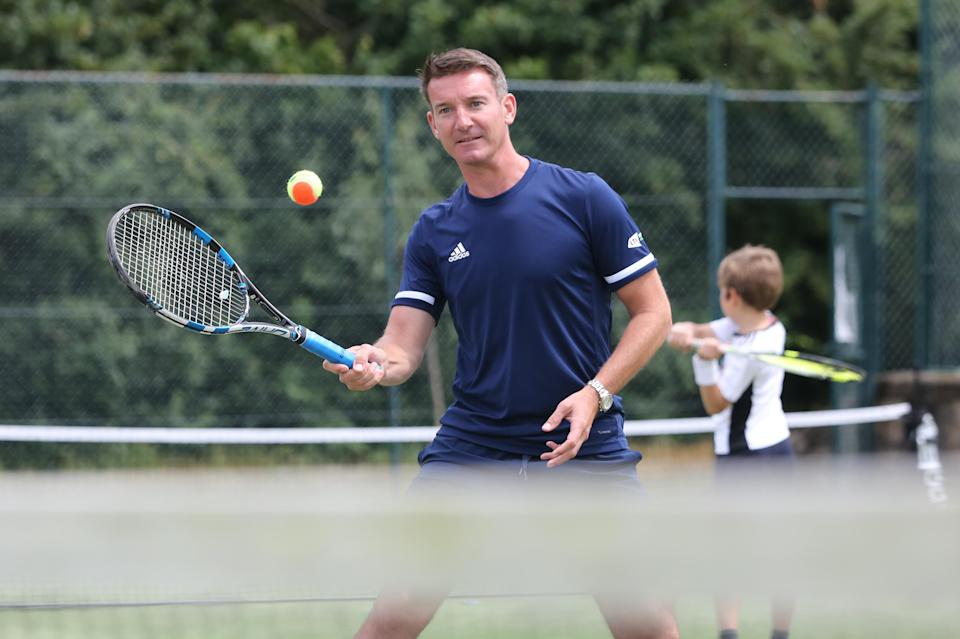 Lawn Tennis Association chief executive Scott Lloyd is calling for urgent funding for indoor tennis centres