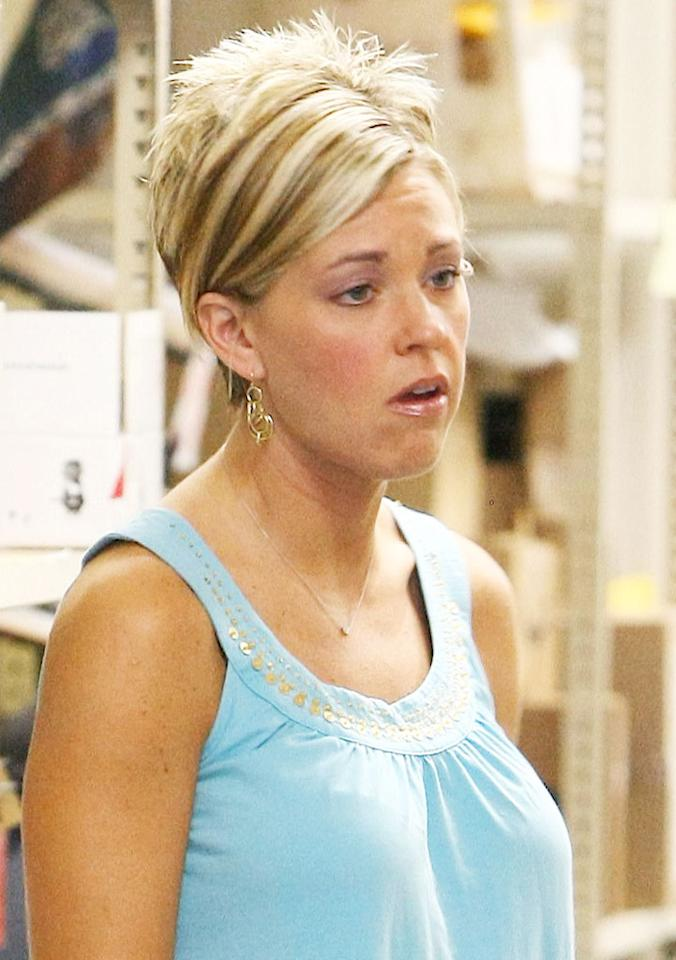 "With summer coming to an end, don't you think it's time for Kate Gosselin's hairdon't to disappear? Perhaps her reality show should too. Maciel/<a href=""http://www.x17online.com"" target=""new"">X17 Online</a> - August 27, 2009"