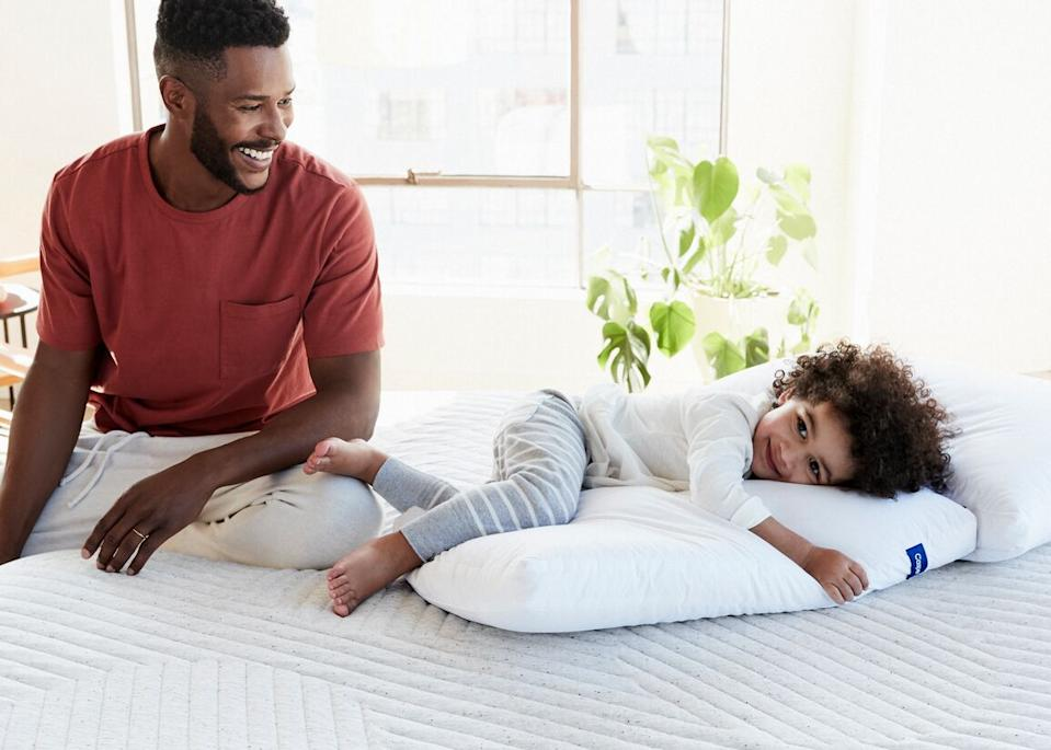 Casper's biggest offer ever on mattresses, pillows, sheets and more is happening right now — don't sleep on it! (Photo: Casper)