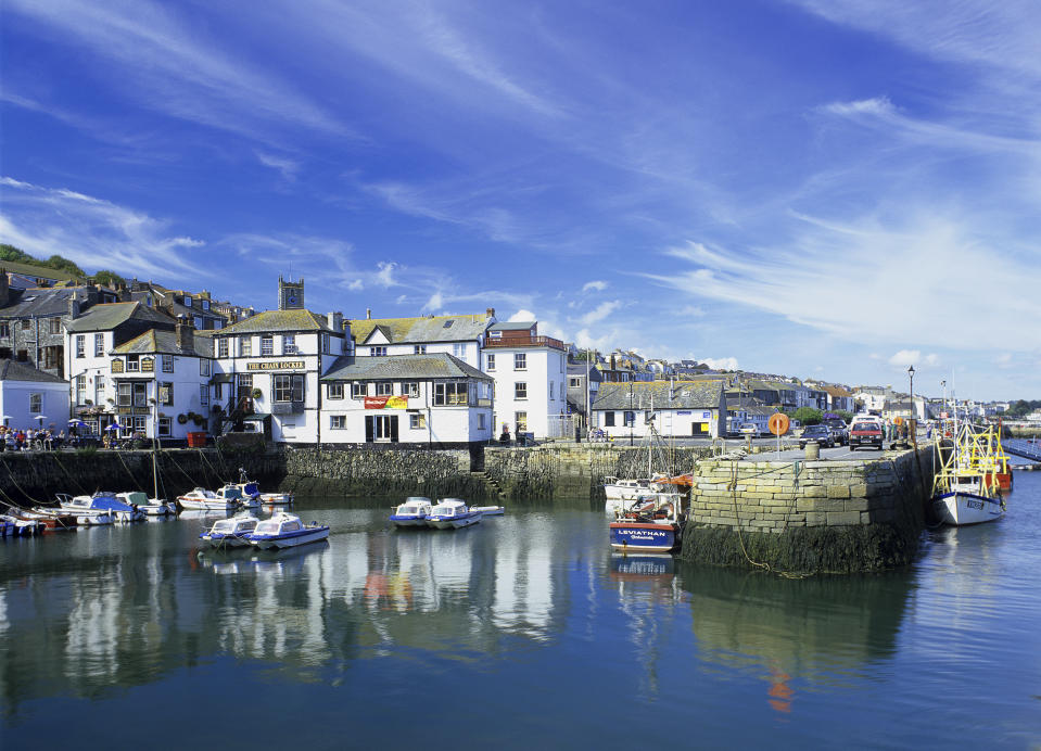 <p>You won't be short of dining and drinking options in this pretty Cornish village: Falmouth's got a fantastic mix of bars. But, fear not, there are plenty of quieter pub options – and a lot of delicious seafood. Our recommendation's the 13th-century Pandora Inn, which serves up unrivalled coastal views and deletable seafood in equal measures. <em>[Photo: Getty]</em> </p>