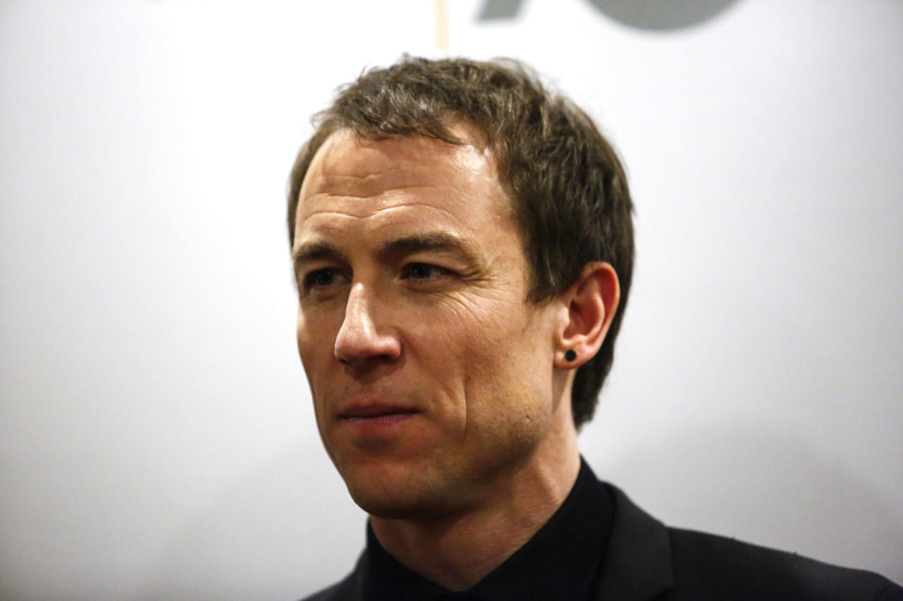 Tobias Menzies Casino Royale