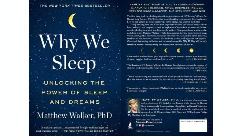 Learn all about why sleep is so important to our health.