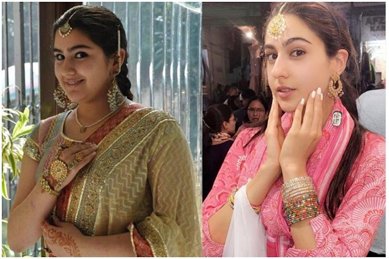 'I Look Like a Creepy Kid,' Sara Ali Khan Describes Herself in Flashback Friday Picture