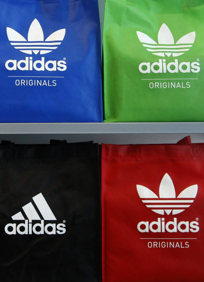 <p><strong>Top clothing brands</strong><br />No. 3: Adidas<br />4 per cent of teens<br />(Canadian Press) </p>