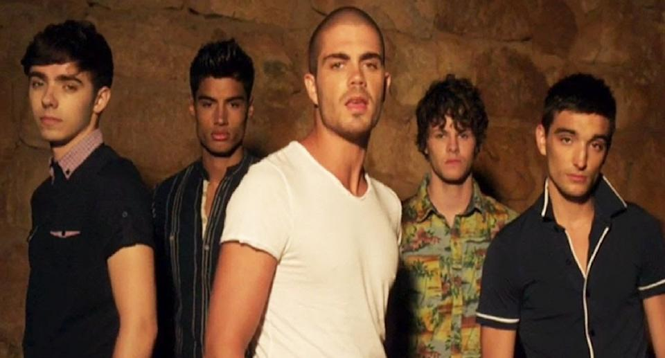 The Wanted no clipe do hit