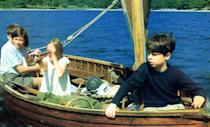 <p>Arthur Ransome's novel Swallows and Amazons has been popular with children for generations – but, according to the BBC, one of its characters is too rude for today. The corporation decided that Titty was an unsuitable name and went for Tatty instead. Not for the first time, we add: it made a similar decision back in 1963, when it opted for Kitty. <i>(Credit: Rex Features)</i><br></p>