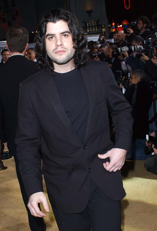 "Sage Stallone during ""Rocky Balboa"" World Premiere - Arrivals at Grauman's Chinese Theatre in Hollywood, California, United States. (Photo by Albert L. Ortega/WireImage)"