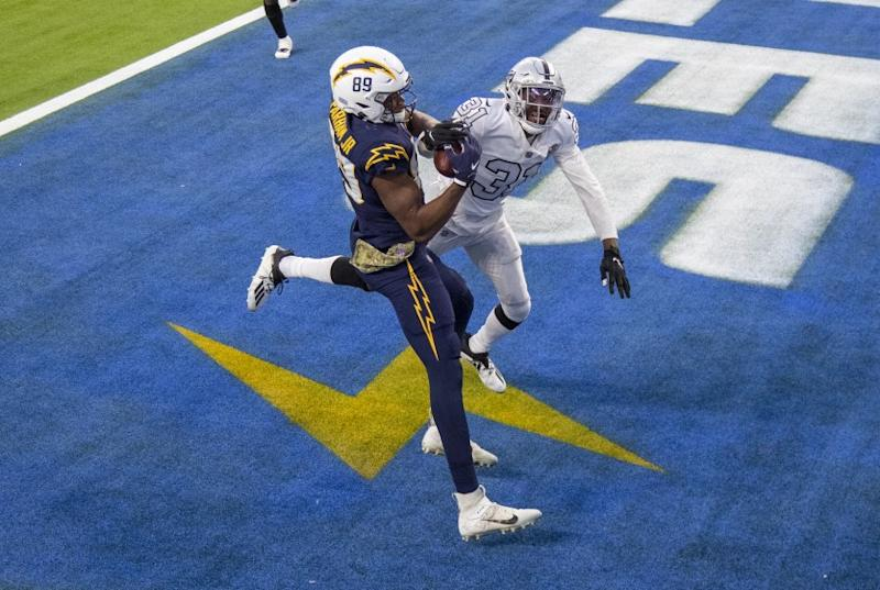 Chargers Offense Has Drive To Beat Raiders But Drops Ball In The End