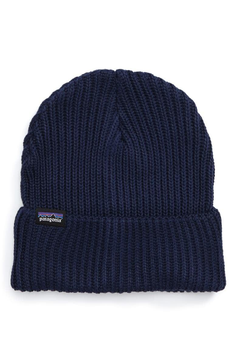 <p>You can't go wrong with this <span>Patagonia Fisherman Beanie</span> ($35).</p>