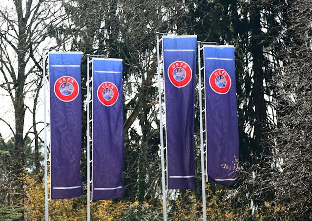 UEFA and the world's soccer leagues have some big decisions to make about their scheduling. (REUTERS/Denis Balibouse)