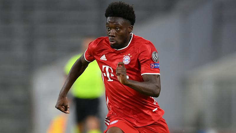 Alphonso Davies backed to become Bayern legend by former coach Robinson