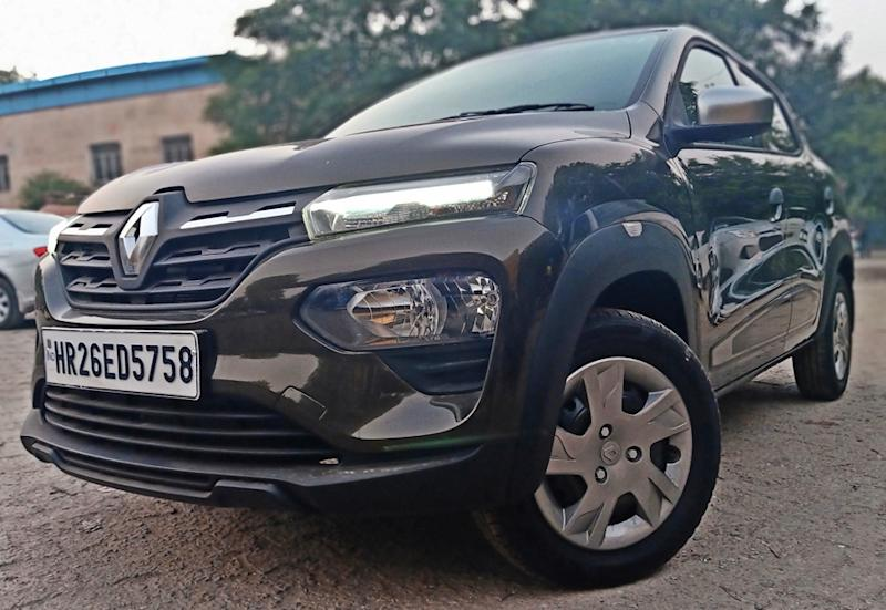 New Renault Kwid Facelift review