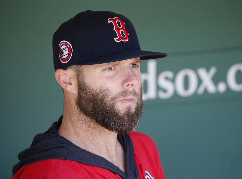 Dustin Pedroia suffers significant knee setback in latest Red Sox debacle