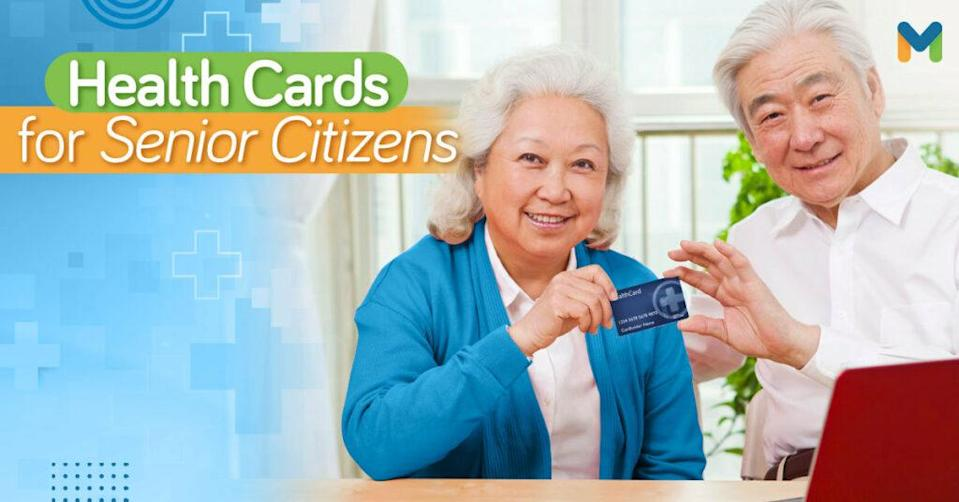 Health Card for Senior Citizens