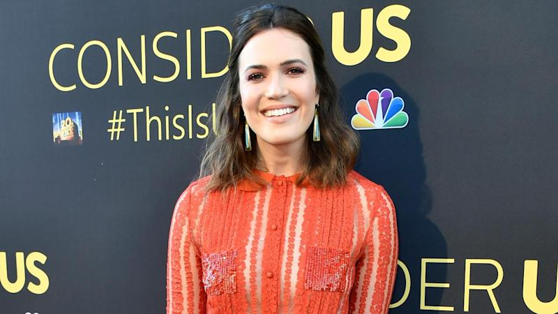 Mandy Moore Sports Engagement Ring After Boyfriend Taylor Goldsmith Reportedly Proposed -- See the Pic!