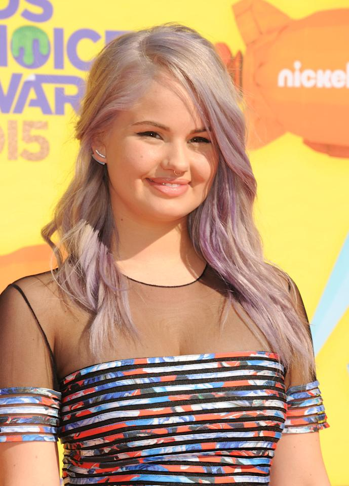 """<p>It's unclear what, exactly, happened in late 2014 or early 2015, but at some point during that time, Josh and Debby broke up. In March 2015, Debby replied to a fan's tweet and clarified that she was """"<a href=""""http://twitter.com/DebbyRyan/status/577292407789649920"""" target=""""_blank"""" class=""""ga-track"""" data-ga-category=""""Related"""" data-ga-label=""""http://twitter.com/DebbyRyan/status/577292407789649920"""" data-ga-action=""""In-Line Links"""">single and not tryna mingle.""""</a></p>"""