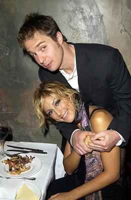 Sam Rockwell and Jennifer Esposito Welcome To Collinwood Dinner Toronto Film Festival - 9/7/2002