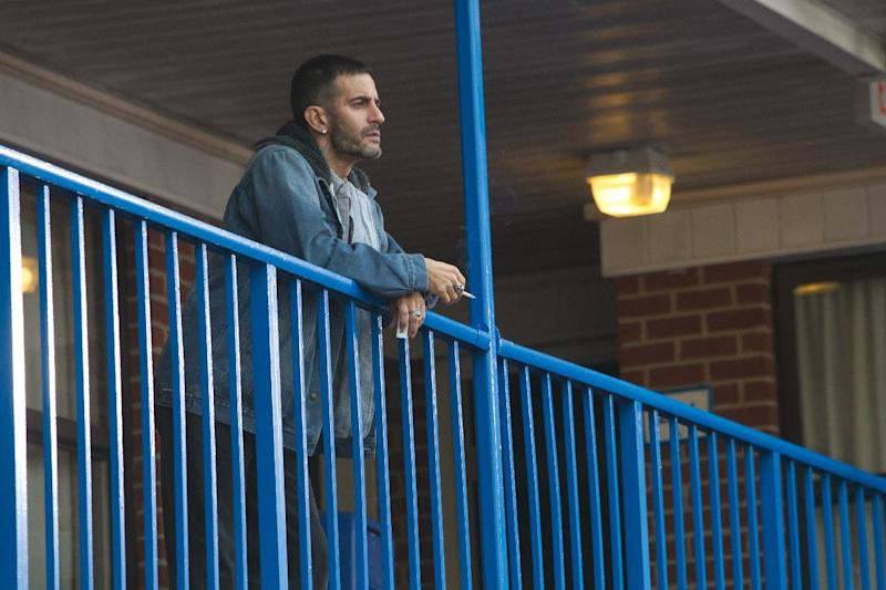 """This film image released by LD Entertainment shows Marc Jacobs in a scene from """"Disconnect."""" (AP Photo/LD Entertainment)"""