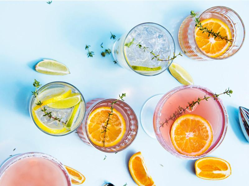 You don't need a big budget or fancy equipment to serve up some delicious drinks over Easter weekend: iStock