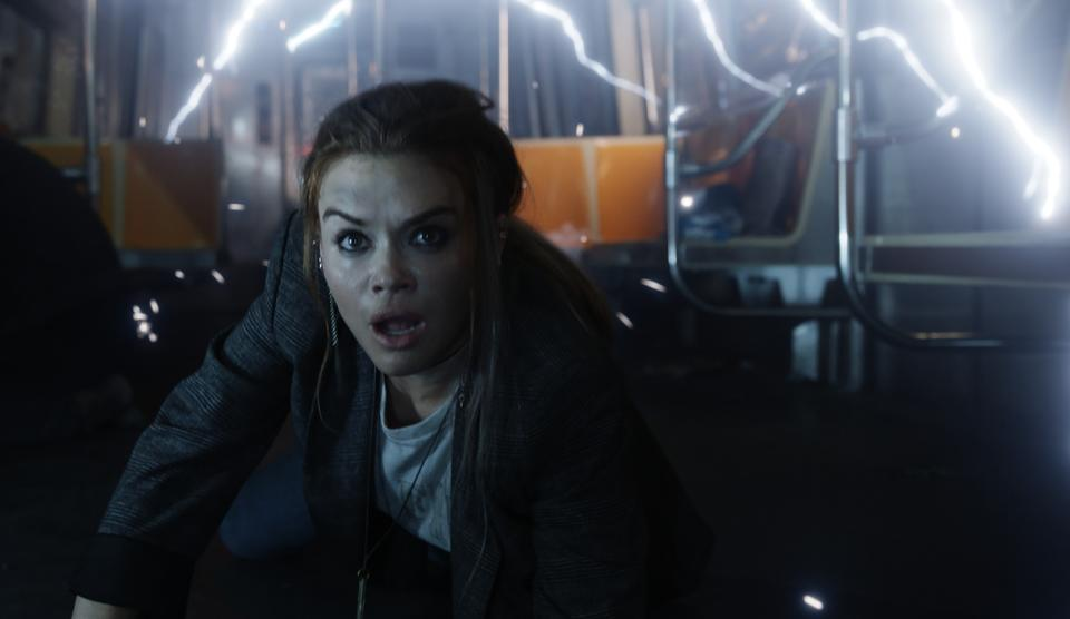 Holland Roden stars in Escape Room 2: Tournament Of Champions. (Still: Sony Pictures)