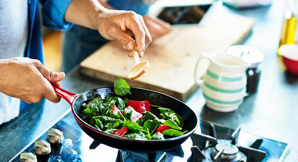 John Lewis' top-rated frying pan is more affordable than you think.  (Getty Images)