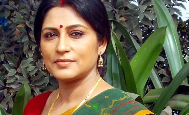 Roopa Ganguly : She played Draupadi on television. Today she's at the corridors that govern the country.