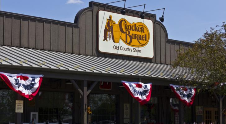 Cracker Barrel Stock Sinks on Q4 Earnings Results