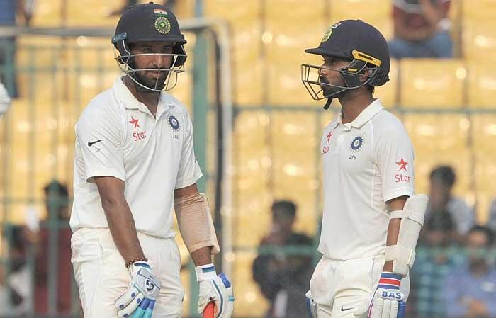 Partnership between Rahane, Pujara hurt us, says Steve Smith