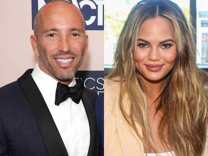 """Jason Oppenheim responded to Chrissy Teigen's claims about """"Selling Sunset."""" <p class=""""copyright"""">JC Olivera / Getty Images; Thaddaeus McAdams/Getty Images</p>"""