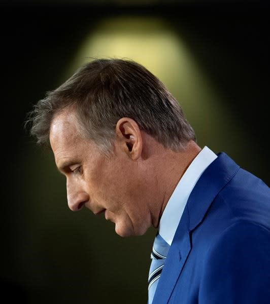 A look at Maxime Bernier's musings, headlines over the last 10 years
