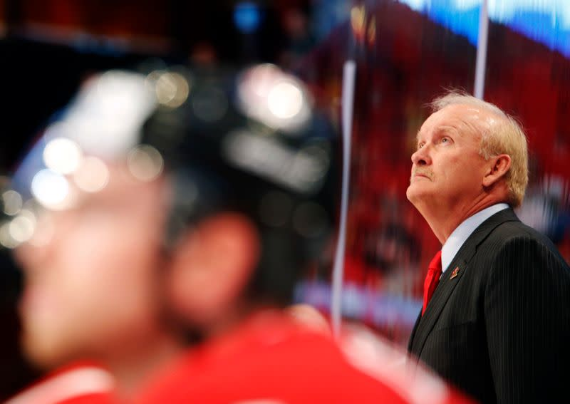 N.J. Devils to name Lindy Ruff as head coach