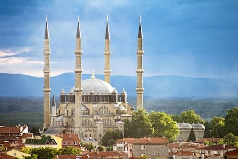 Selimiye Mosque - Credit: GETTY
