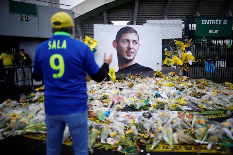 Argentinian striker Emiliano Sala died on January 21, two days after he signed with Cardiff  (Photo: HuffPost UK)