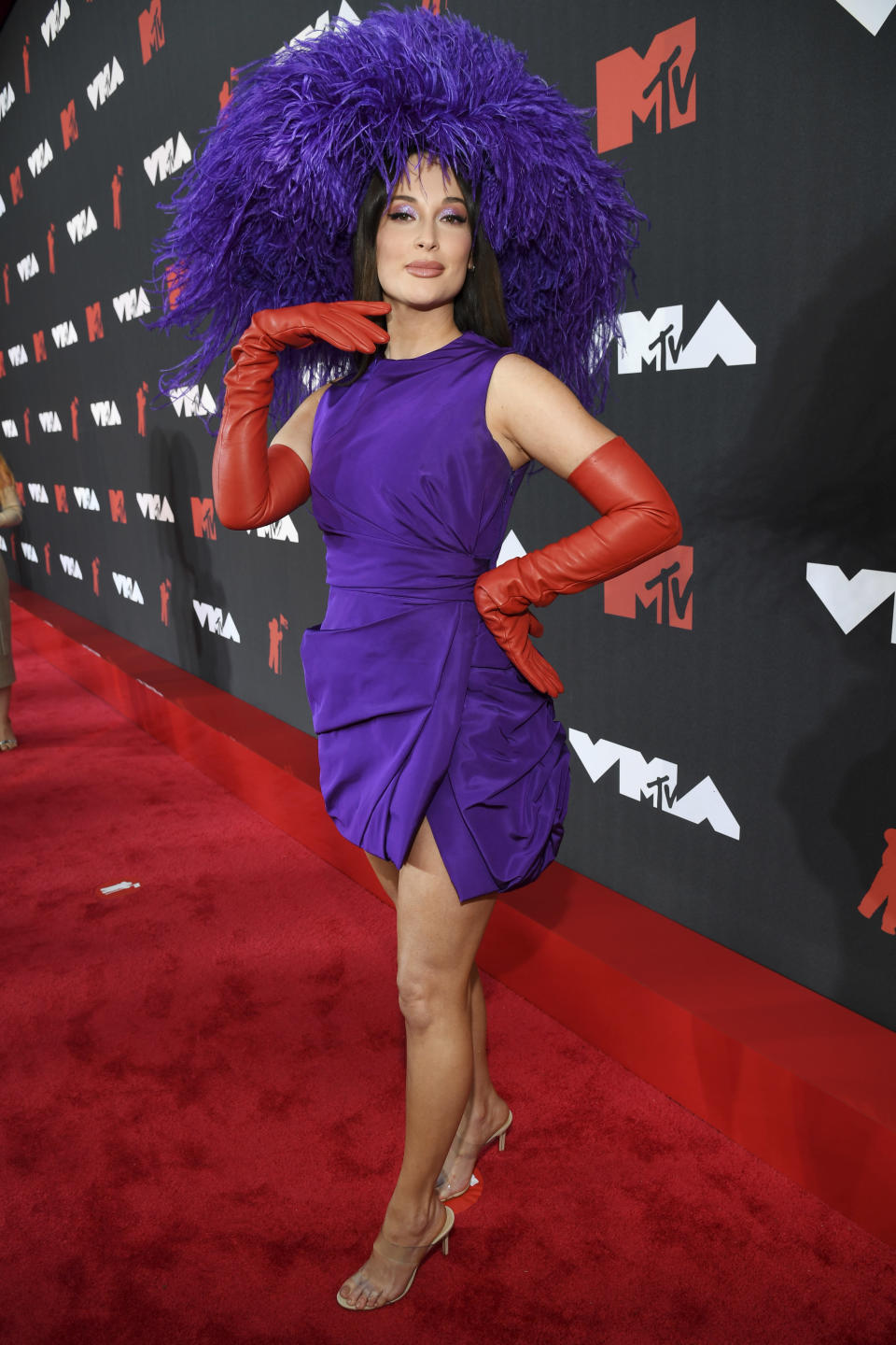Kacey Musgraves - Credit: Getty Images for MTV/ViacomCBS.