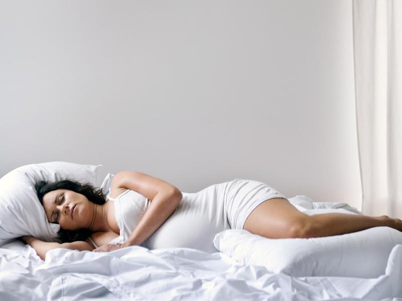7 Ways to Make Sleep More Comfortable When You're Pregnant