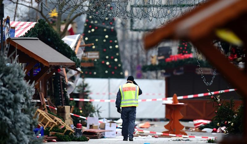 The Berlin truck attack was carried out by a Tunisian who had been monitored for months (AFP Photo/Tobias SCHWARZ                      )