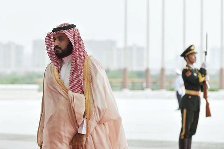 Saudi King Salman ousts nephew as Crown Prince, installs son
