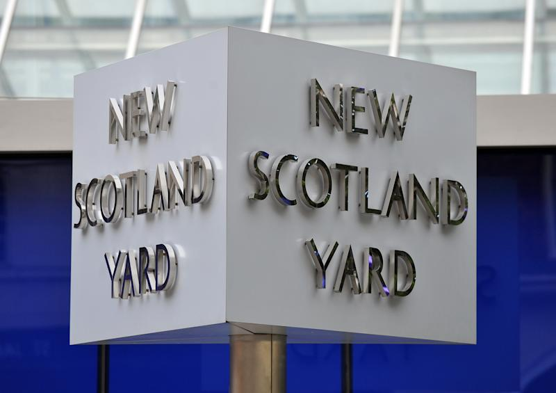 A general view of New Scotland Yard, headquarters of the Metropolitan Police, which has been sold to Middle Eastern investors for £120 million above the guide price after intense global interest from bidders.