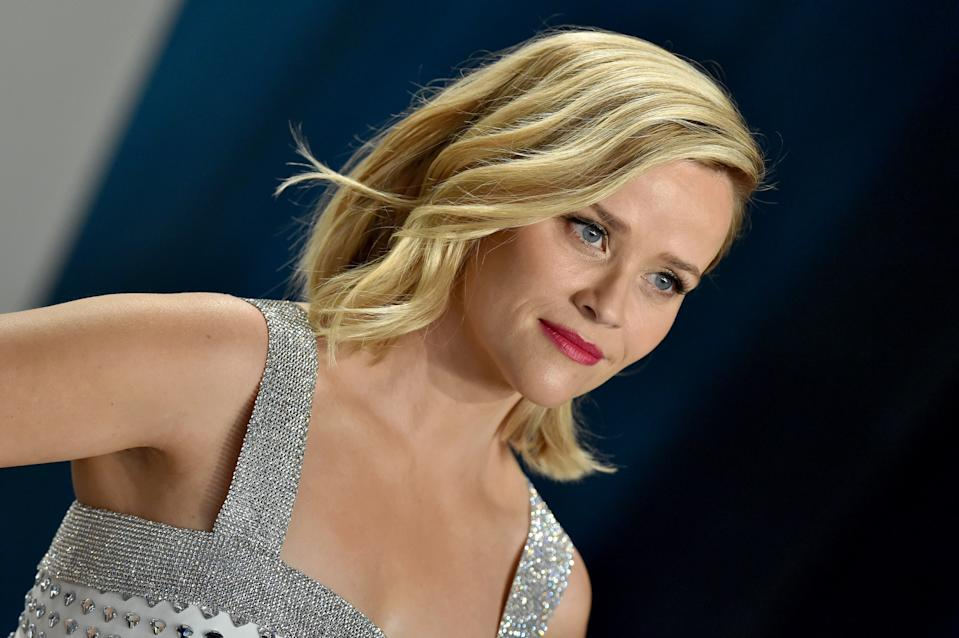 Reese Witherspoon Says She Spent 7 Years In Therapy