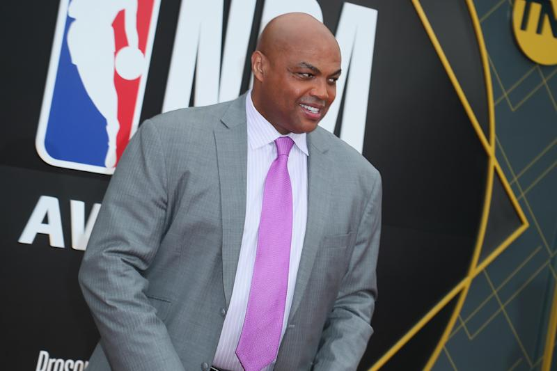 Did Charles Barkley share some inside information on the fate of the NBA season? (Photo by Leon Bennett/WireImage)