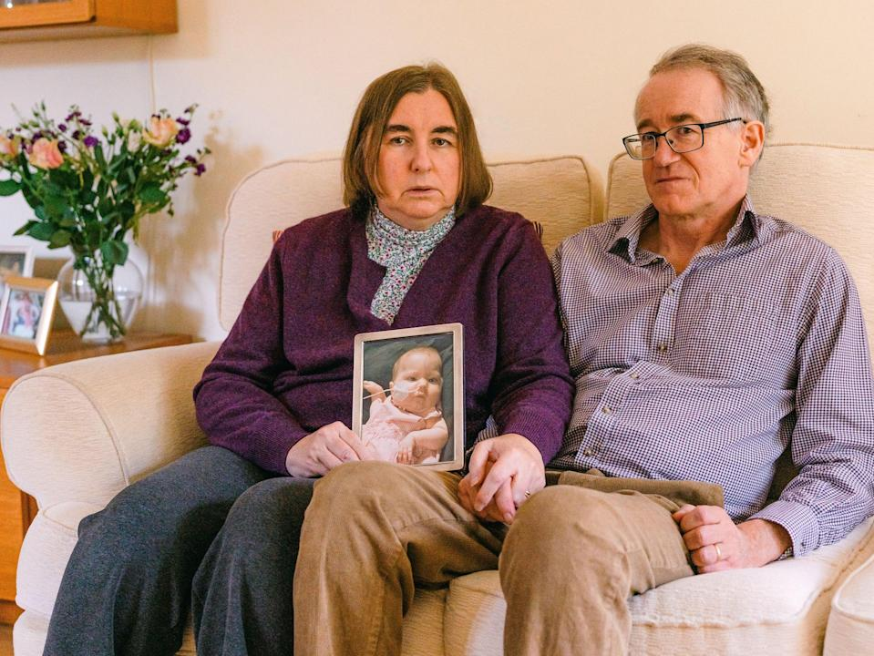 Anne and Graeme Dixon have fought for two decades to get the truth about what happened to their daughter Lizzie ( )