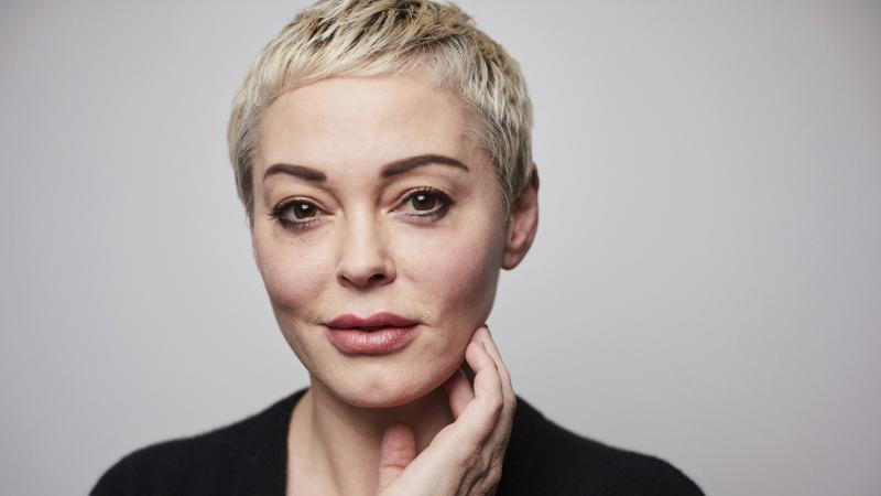 Rose McGowan defends tweet apologising to Iran after air strike