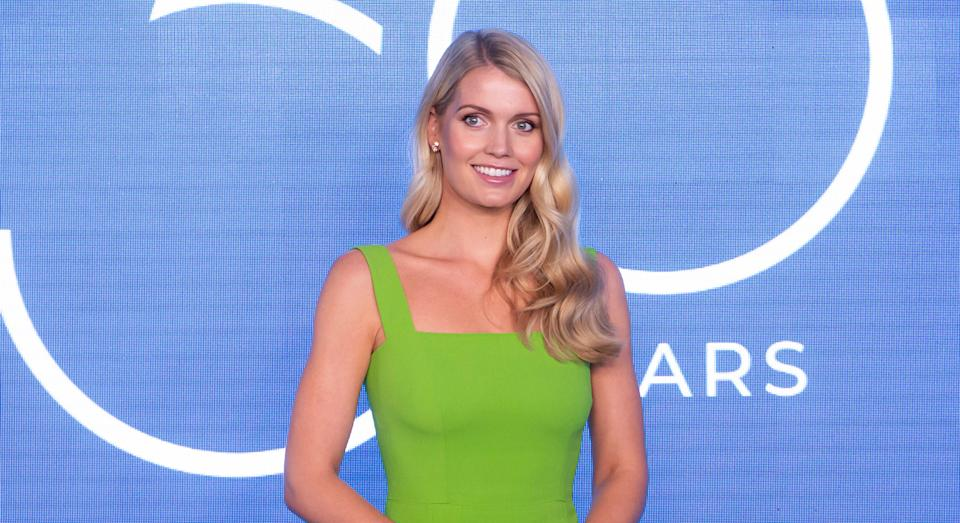 Lady Kitty Spencer has married fashion businessman Michael Lewis. (Getty Images)